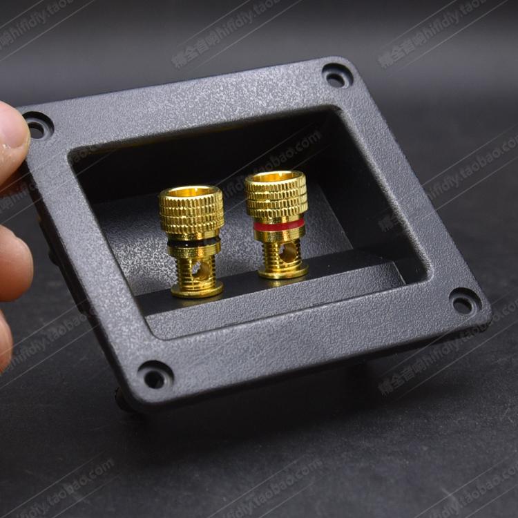 音箱接线柱 纯铜 长