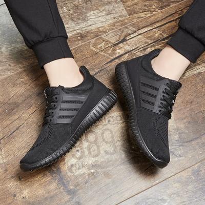 新款回力椰子鞋 一脚蹬套脚懒人鞋软底鞋透气防滑慢跑鞋网鞋