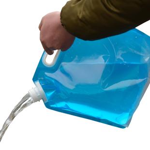 可折叠水袋户外便携水袋大容量运动软水袋旅行装 水袋饮水袋储水袋