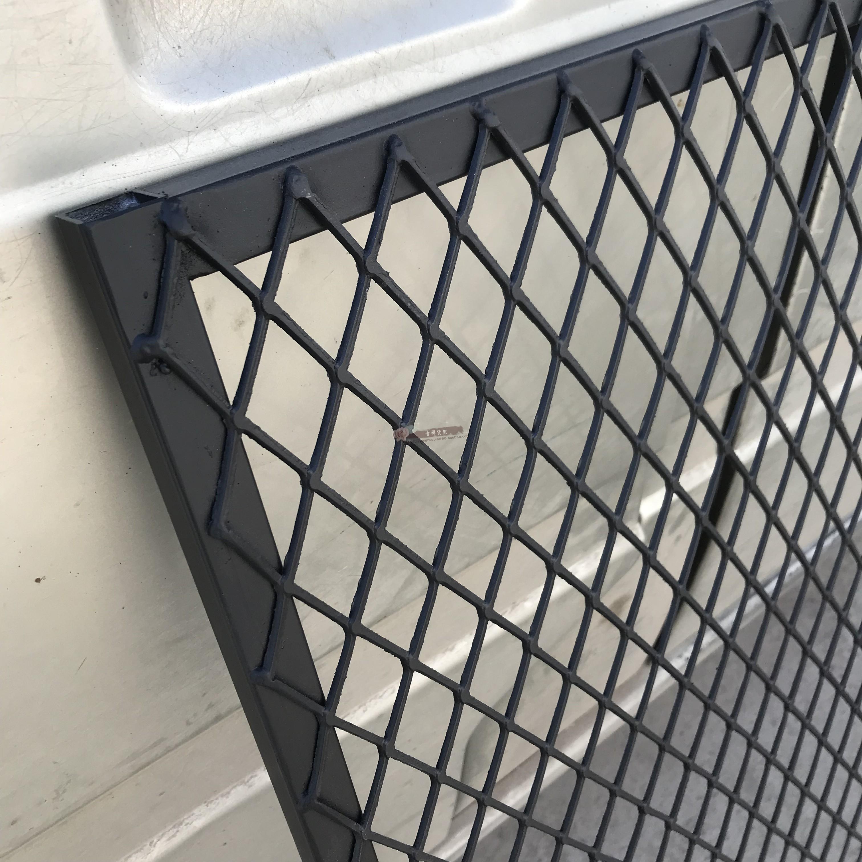 定做菱形网格网片 装饰隔断墙 镂空吊顶铁丝网隔断屏风餐厅铁丝网