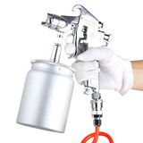 Fujiwara w-71 pneumatic spray gun car sheet metal furniture latex paint spray gun spray tool paint spray gun