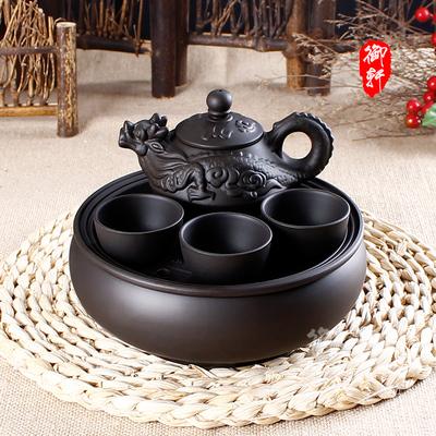 茶具套装特价包邮 宜兴紫砂茶具 功夫茶具 整套茶具 办公茶具茶道