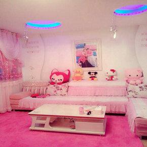 家用可水洗丝毛客厅茶几沙发榻榻米床边地毯卧室满铺长方形可定制