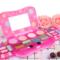 儿童化妆品玩具套装安全无毒仿真过家家女孩公主彩妆盒3-6岁礼物