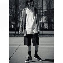 夏日清凉中裤 1709 天天特价 法式打褶中缝踩线宽松西裤图片