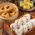 史家糕点爱心桂花糕红糖发糕鸡蛋糕水塔糕*3盒宁波特产传统糕点