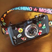 相机vivox9手机壳潮x20女款个性创意x7plus保护套x9s防摔全包硅胶