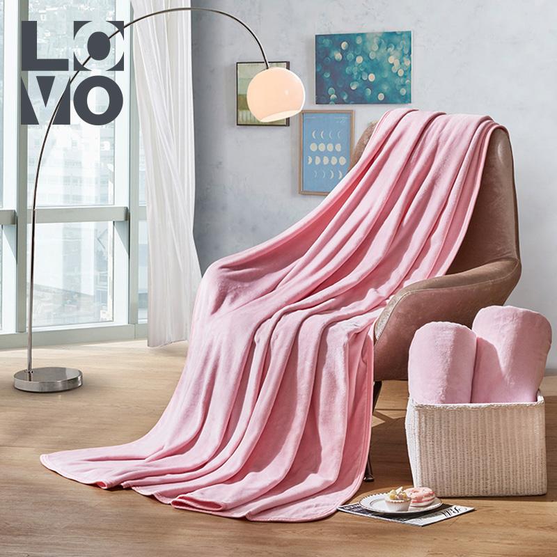 罗莱法兰绒毯子