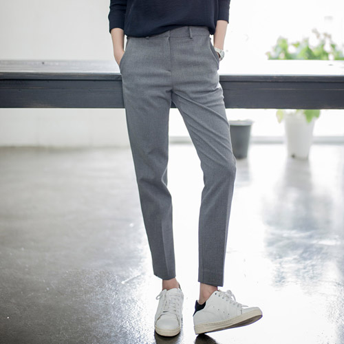 九分裤学生女韩国