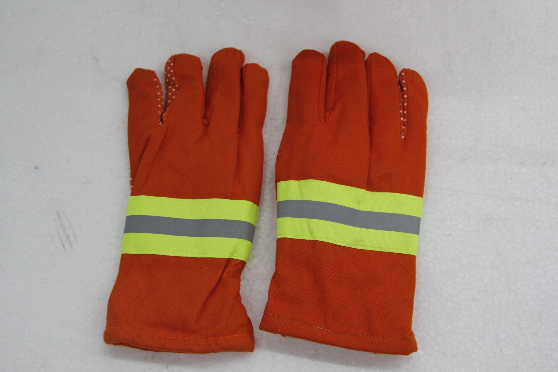 消防手套,97式消防专用手套,隔热手套,防火手套 防滑手套