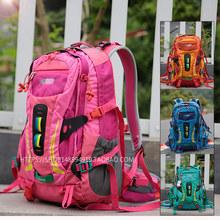 新款韩版户外双肩背包女旅行防水男时尚旅游徒步登山包30L多功能