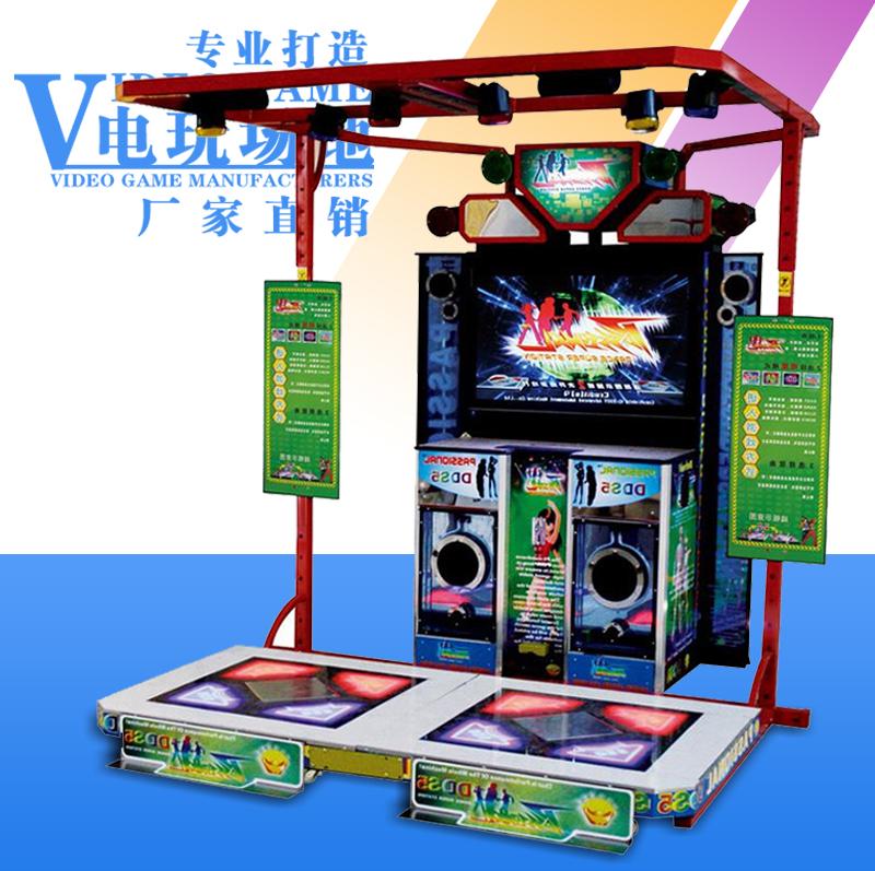 跳舞机游戏机
