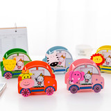 Cute pen holder creative fashion children's gift storage box student prizes school supplies kindergarten children's Day gift