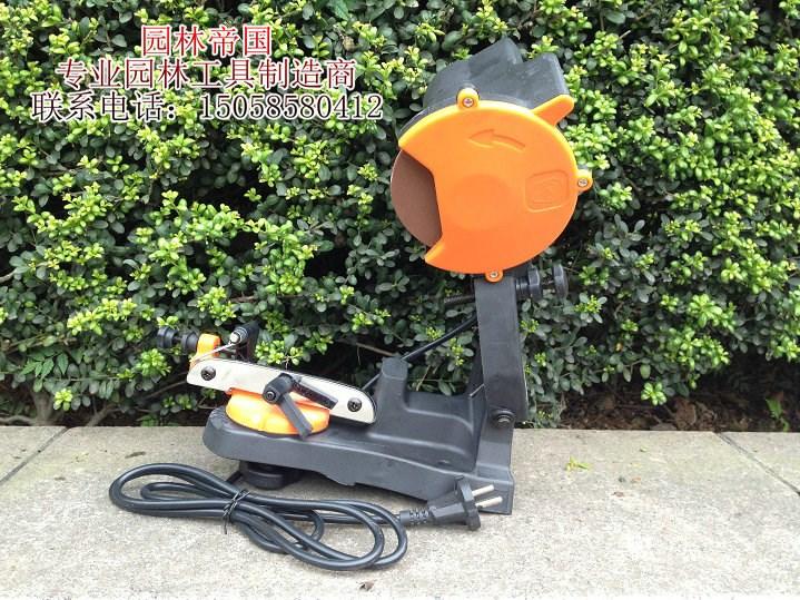 磨伐木机器 汽油锯磨链机 电链锯 机手锯磨链器 挫链链条磨机