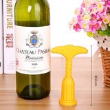 20 Red Wine Bottle Openers Wine Stainless Steel Portable Bottle Openers Household Hand-operated Plastic Riser Champagne