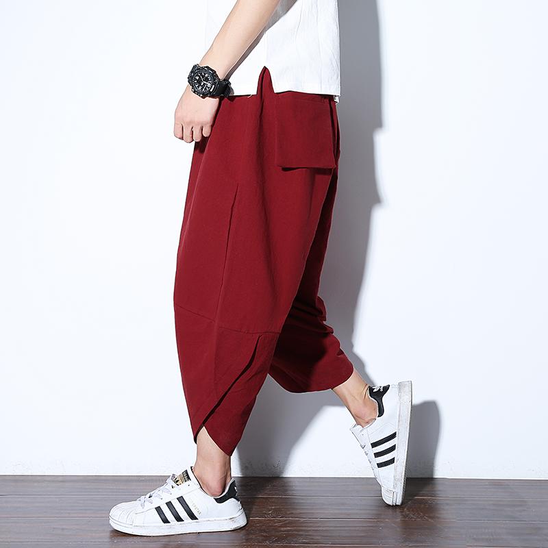 泰国休闲裤