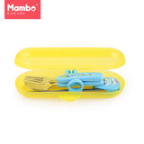 Tableware box large portable children's students pack chopsticks spoon box portable empty carry baby takeaway storage box