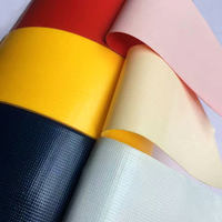 Cloth tape Single-sided strong waterproof high-adhesive carpet tape Decorative film-free non-marking color tape