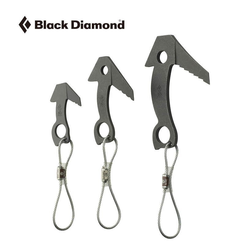 Black Diamond黑钻BD Pecker #1 岩钩520216