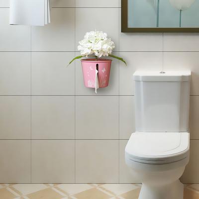 卫生间纸巾盒家用免打孔厕所纸巾盒防水厕纸盒创意多功能壁挂式