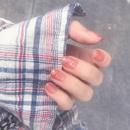 【买二送一】脚指甲油可剥无毒撕拉网红裸色果冻仙女豆沙色人鱼姬