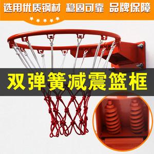 吉诺尔户外篮球架成人家用训练篮球框挂式青少年室内篮圈儿童篮筐