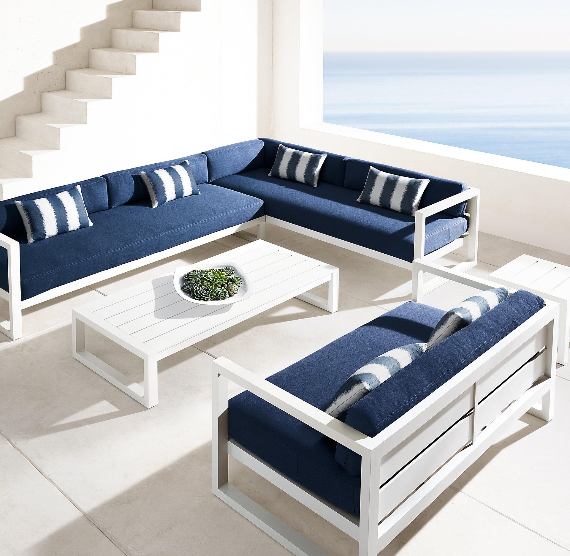 源特北欧铁艺沙发椅可拆洗三人工业风工作办公室棉麻沙发茶几组合