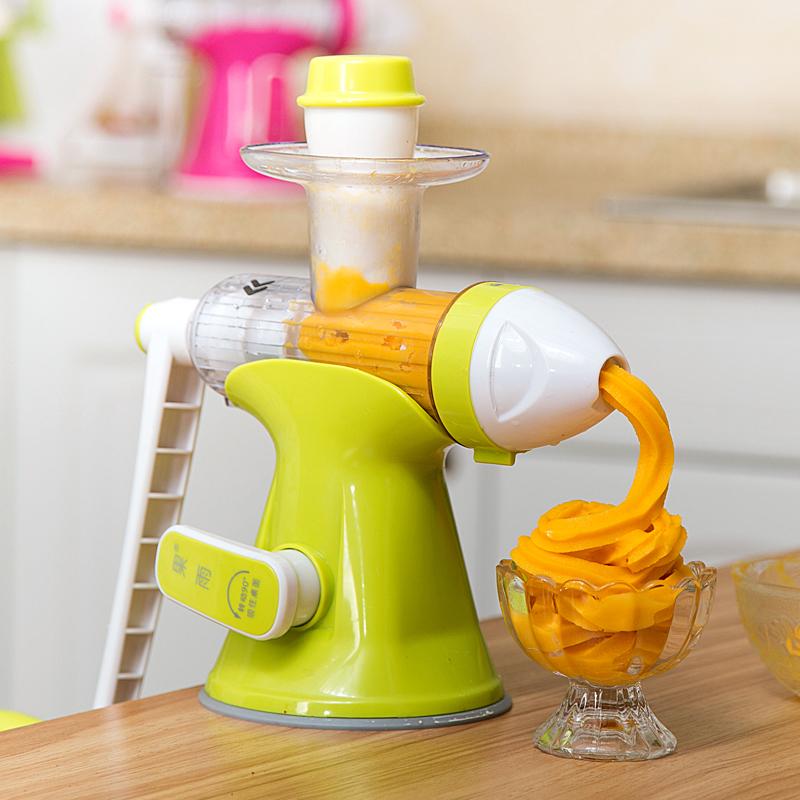 果汁機多功能榨汁機手動