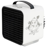 Jack Frontier Fleet around the North Qi Ji desktop air conditioning fan North two yuan multi-function night light fan