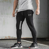 Dr. Muscle Summer Thin Men's Sports Fitness Pants Slim Little Foot Pants Running Training Resilience Pants