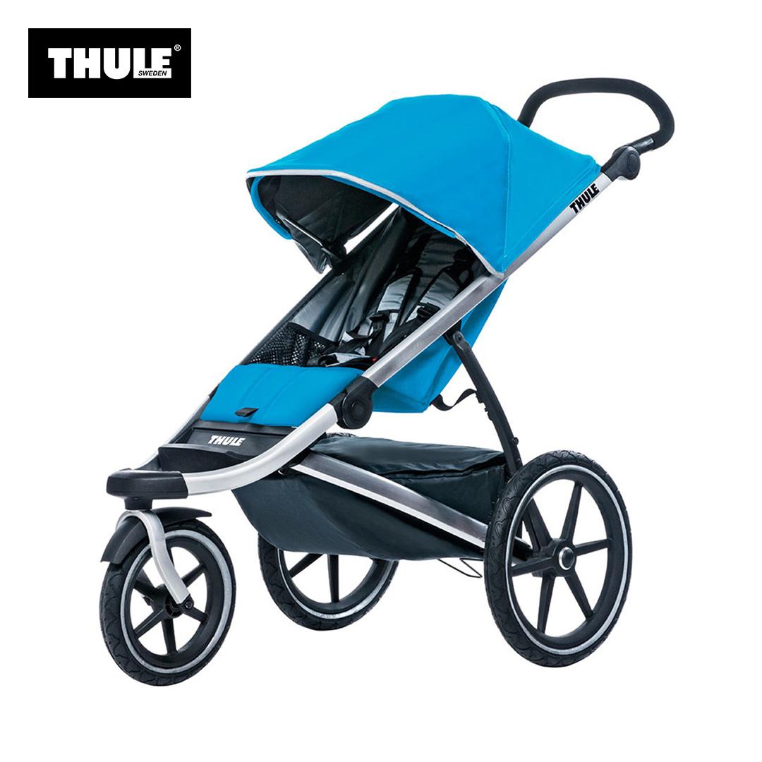 瑞典拓乐Thule Urban Glide 轻便携易折叠童车避震宝宝婴儿推车