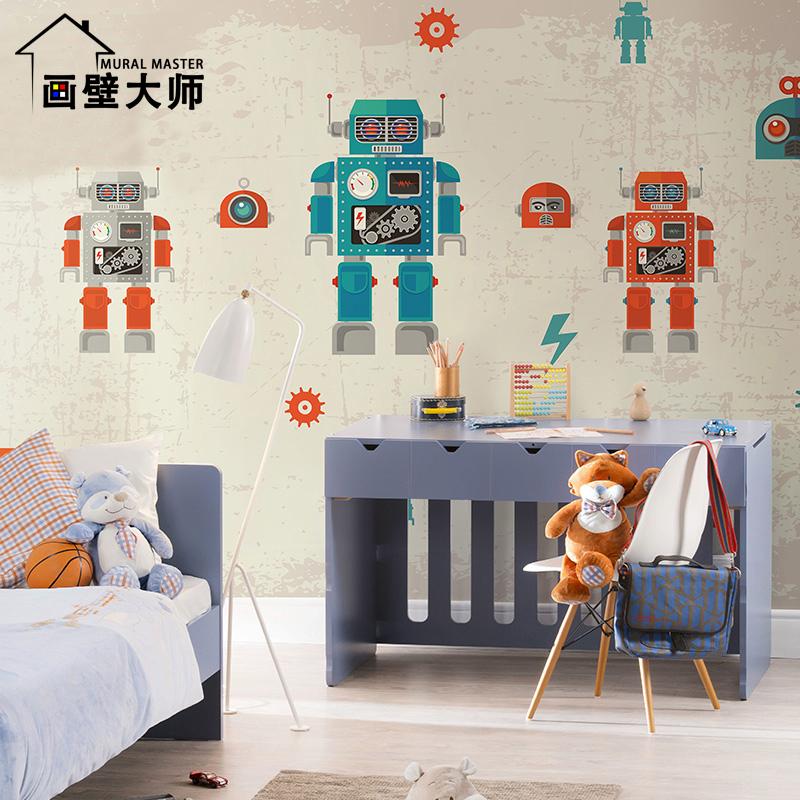 机器人墙纸