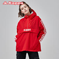 KAPPA Kappa Couples Men and Women Windbreaker Casual Jacket Hooded Cardigan 2019 New K09W2FJ05D