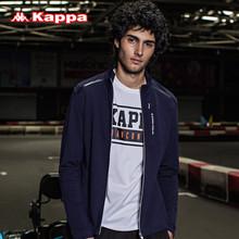 立领上衣运动服 K0712WK14 Kappa卡帕男运动卫衣休闲外套