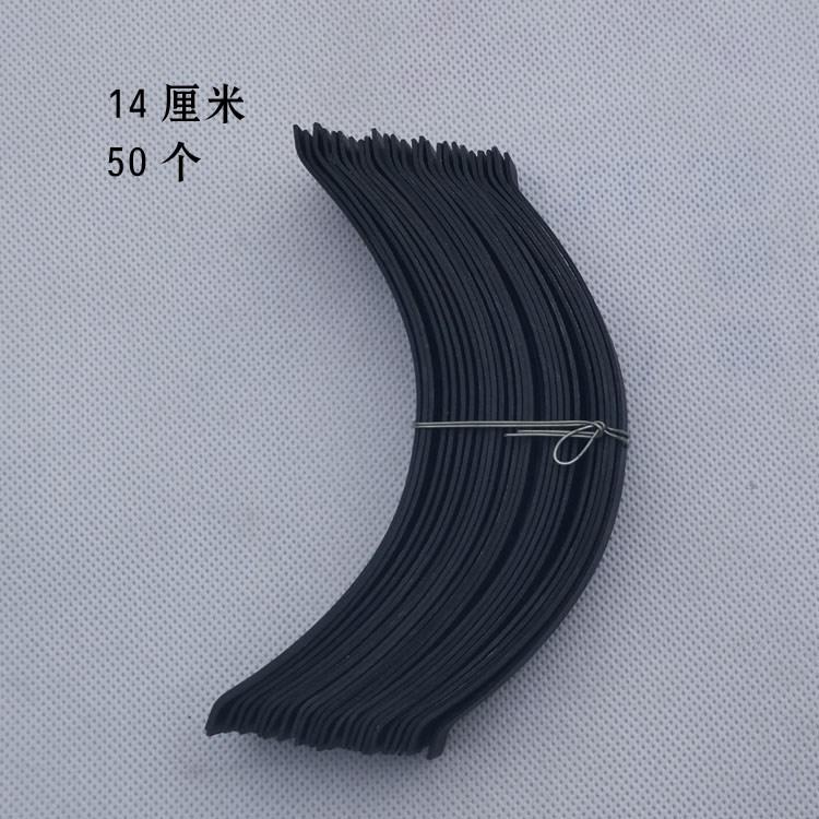 多层实木地板弹簧片月牙卡扣钢片质量超好安装铺装地板配件