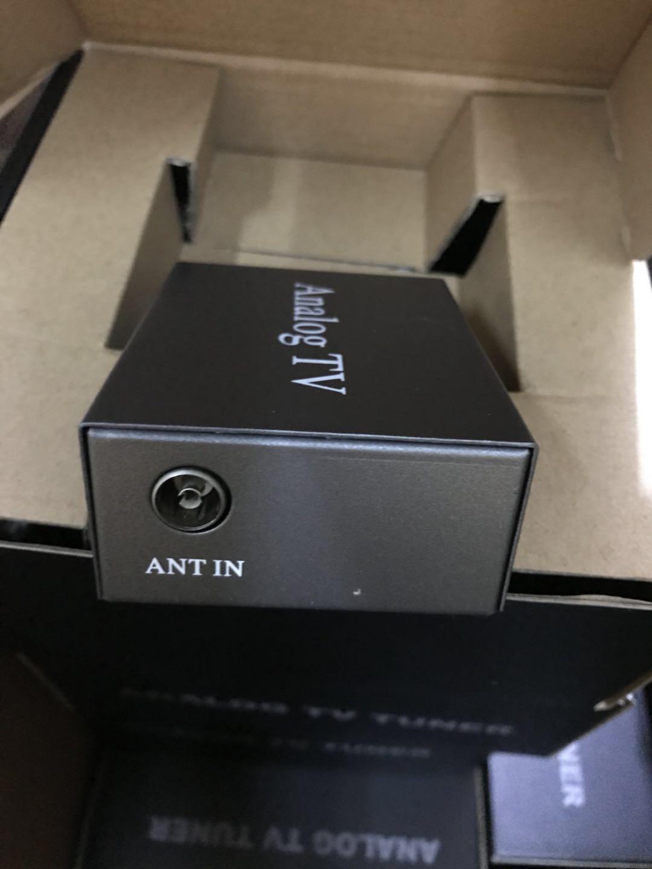 Analog TV tunner 模拟电视接收盒