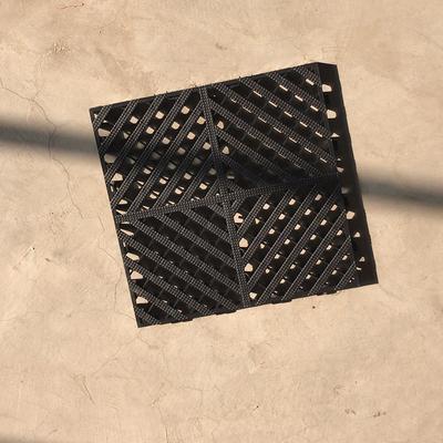3厚板拼接水沟盖板塑料魔方免挖沟汽车4s店土工格栅公分洗车房地