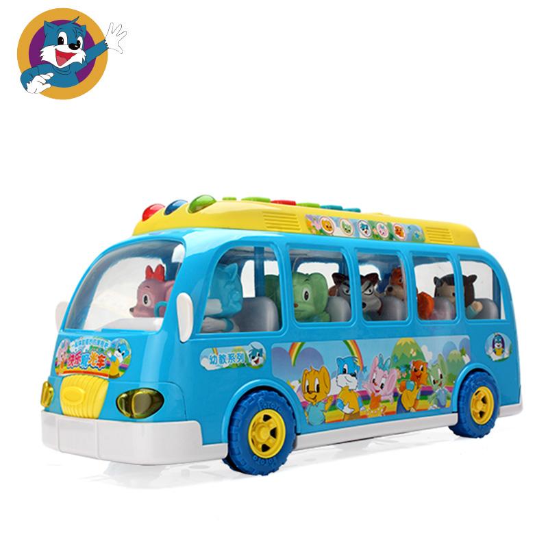 蓝猫模型玩具