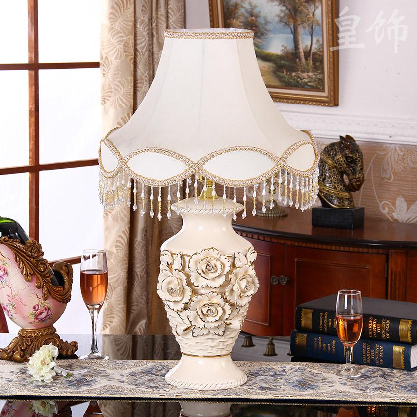 皇饰创意陶瓷摆件客厅卧室装饰实用浪漫家居饰品结婚礼品送闺蜜