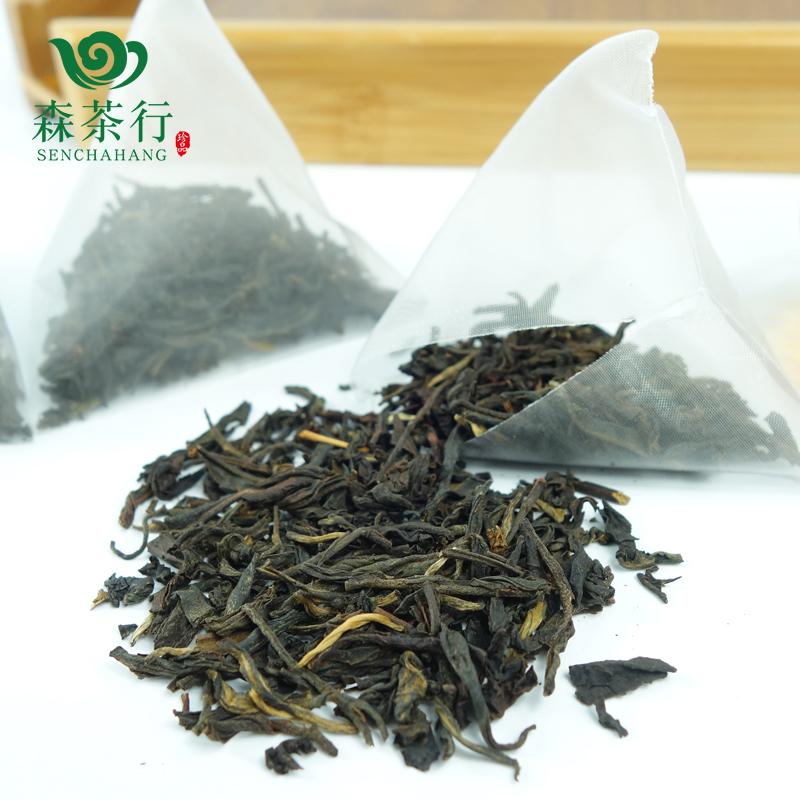 萃茶机专用 奶盖茶底 格雷红茶三角茶包 6g 饮品连锁喜茶皇茶专用