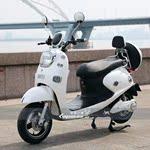 绿源电动车 MHE小龟王电动车摩托车 60V真空胎碟刹高端助力代步车