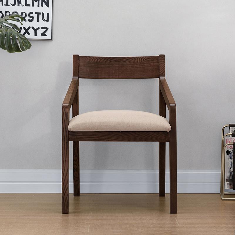 星之居实木餐桌椅