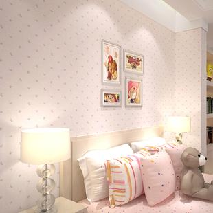 环保壁纸田园小碎花壁纸无纺卧室墙纸温馨无甲醛电视背景墙纸客厅