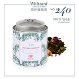 Whttard British Imported Garden White Tea 50g Canned Selected Rose White Peony Tea Gift