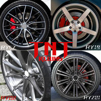 Zhongyu aluminum alloy a6 Kia k5 car modified wheel forging 15 16 17 18 19 20 21 22 inch