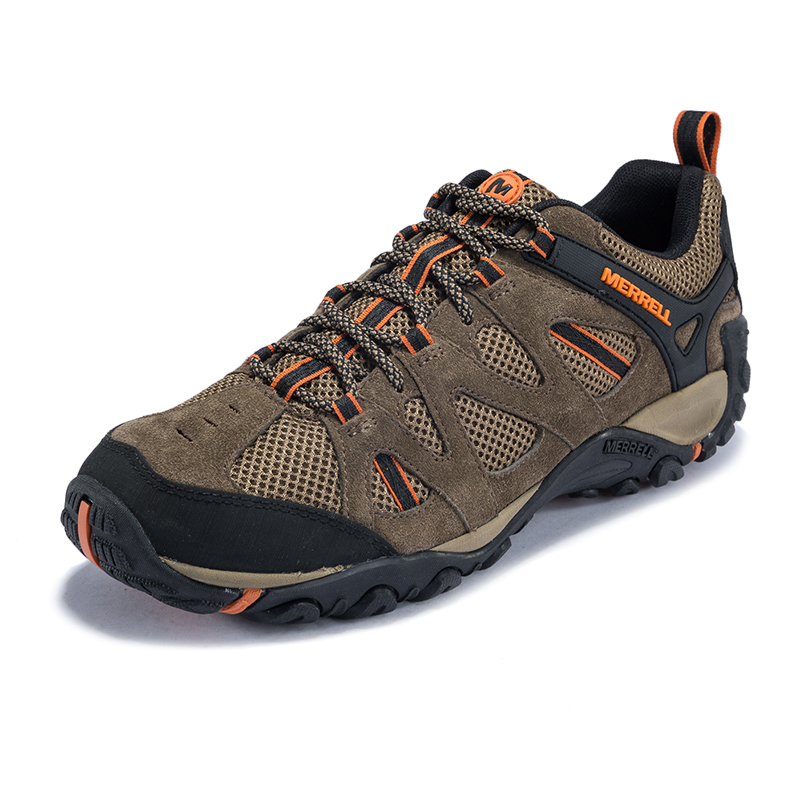 MERRELL迈乐男鞋 户外鞋轻装徒步鞋 透气耐磨防滑缓震