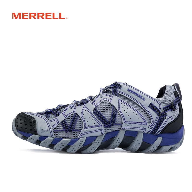 MERRELL迈乐女鞋 夏季新款水陆两穿鞋户外休闲速干溯溪鞋J564162