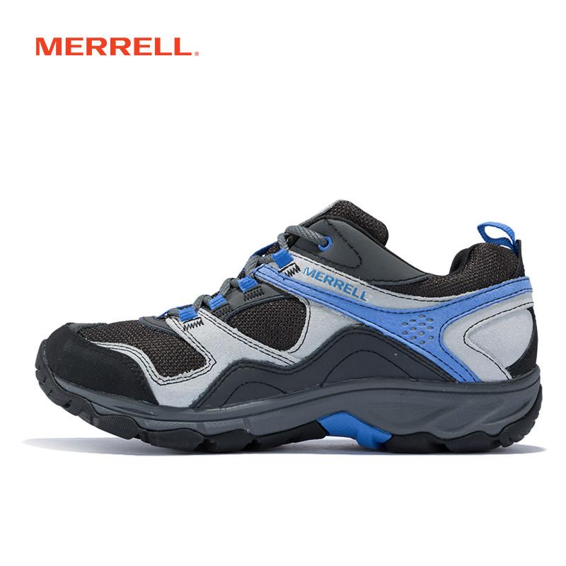 MERRELL迈乐 女鞋 轻装徒步鞋 户外休闲登山鞋轻便透气J35812