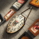 Photo wall industrial wind decoration painting retro creative bar restaurant photo frame wall combination background personality photo frame wall