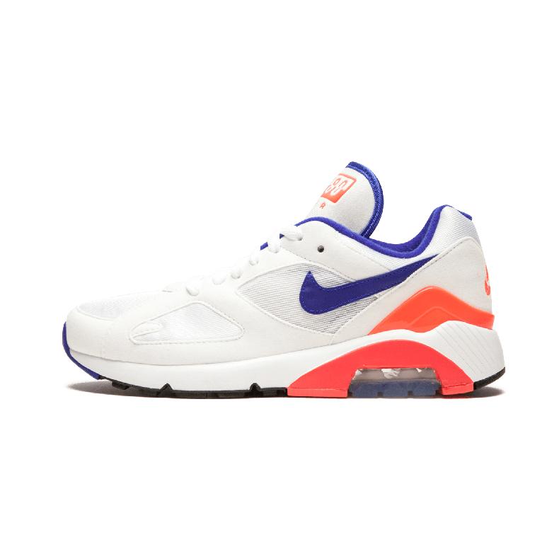Nike W Air Max 180 耐克女鞋 白色氣墊跑步運動鞋- AH6786 100 -
